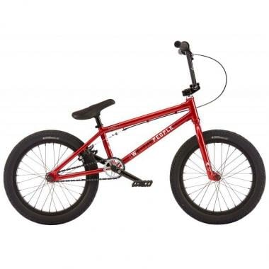 """BMX WETHEPEOPLE CURSE 18"""" Rosso 2017"""