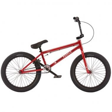 """BMX WETHEPEOPLE CURSE 20,25"""" Rosso 2017"""