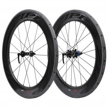 Par de ruedas ZIPP 808 Para cubiertas - Pegatinas Negro
