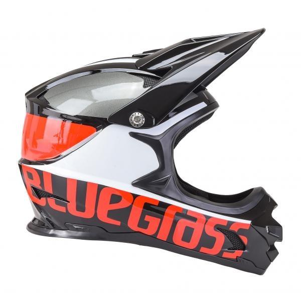 BLUEGRASS INTOX Helmet Black/Red/White 2017 - Probikeshop