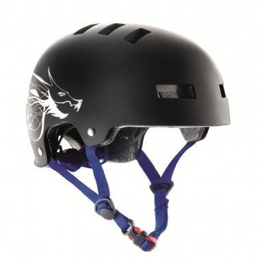 Casco BLUEGRASS SUPER BOLD DRAGON Negro