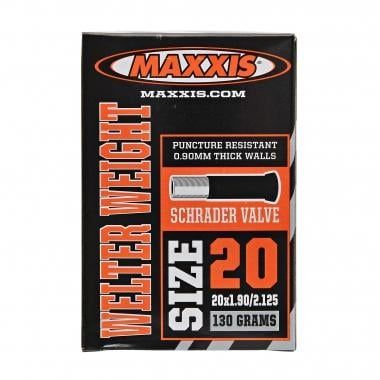 Camera d'Aria MAXXIS WELTER WEIGHT 20x1,90/2,125 Schrader IB29513000