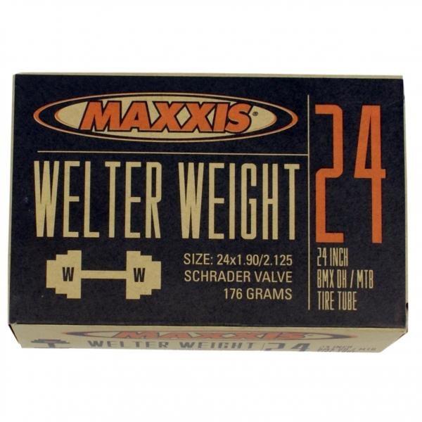 Camera Daria Maxxis Welter Weight 24x1902125 Schrader 34 Mm