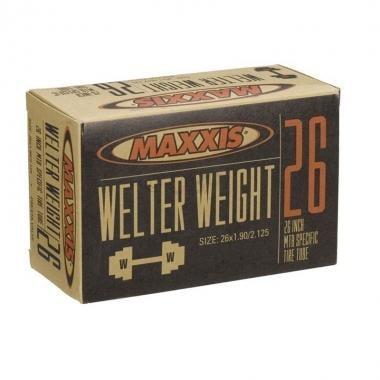 Cámara de aire MAXXIS WELTER WEIGHT 26x1,90/2,125 Butyl Schrader 34 mm
