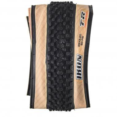 Pneu MAXXIS IKON 29x2,20 SkinWall Flancs Beiges Exo Dual Tubeless Ready Souple TB00119500