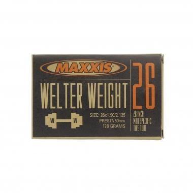Cámara de aire MAXXIS WELTER WEIGHT 26x1,90/2,125 Presta 60 mm