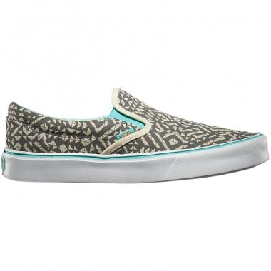 Chaussures VANS SLIP-ON LITE Bleu/Gris
