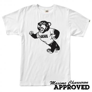 Camiseta VANS ROWLEY BEAR Blanco
