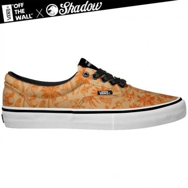 Chaussures VANS ERA PRO x SHADOW CONSPIRACY Orange