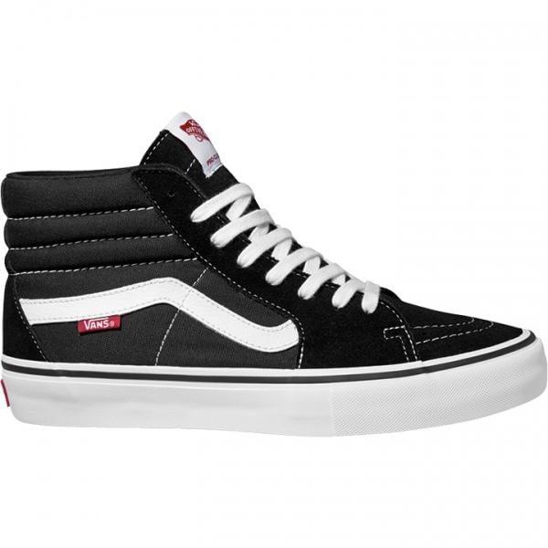 VANS SK8 HI PRO Shoes Black