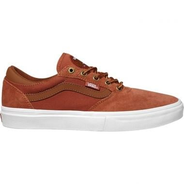 Chaussures VANS GILBERT CROCKETT PRO Marron 2016