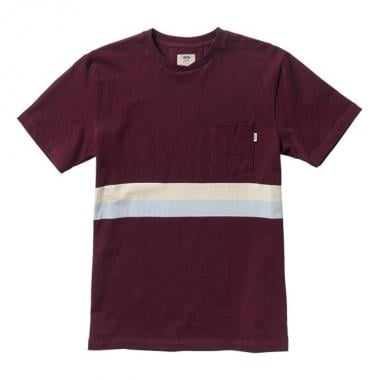 T-Shirt VANS NEWELL Bordeaux 2016
