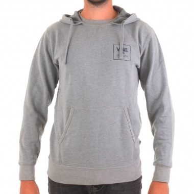 Sweat à Capuche VANS HIPPLEY Gris 2016