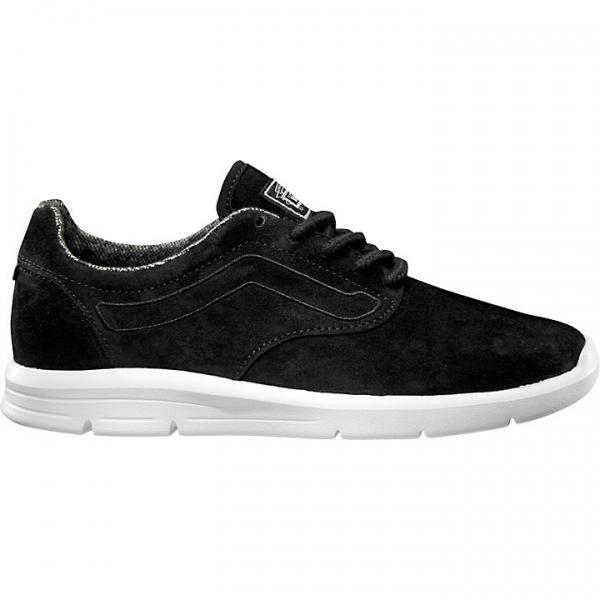 vans iso shoes black
