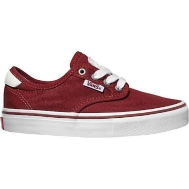 Chaussures VANS CHIMA FERGUSON PRO Junior Rouge 2016