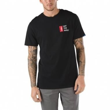 T-Shirt VANS OFF THE WALL Preto 2016