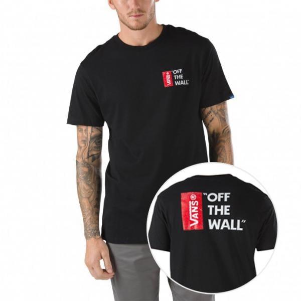 vans Off The Wall nero
