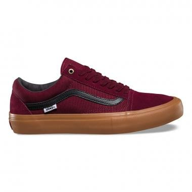 Sapatos VANS OLD SKOOL PRO Bordeaux 2017