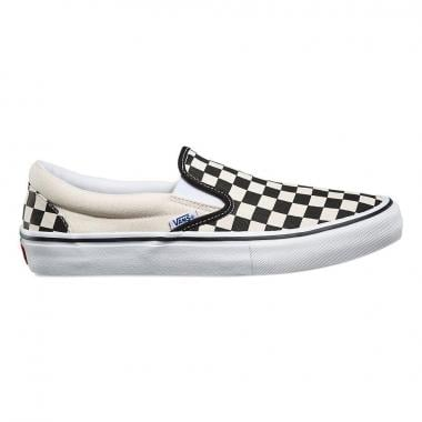 VANS SLIP-ON PRO CHECKERBOARD Shoes Black/White 2019