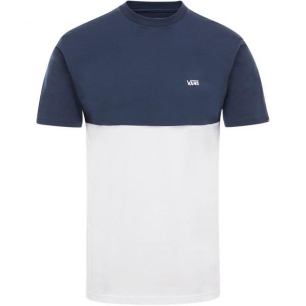 Colorblock T Shirt Bleu Vans 2019 Probikeshop ZikuXOP