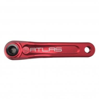 Pedivelle RACE FACE ATLAS CINCH Movimento Centrale 68/73 mm Rosso