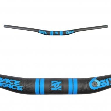 Manillar RACE FACE SIXC Rise 20 mm 35/800 mm Carbono/Azul