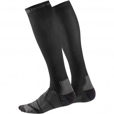 Chaussettes de Compression SKINS BIO ESSENTIALS Noir/Gris
