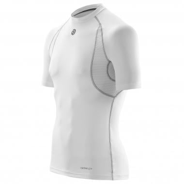 T-Shirt SKINS CARBONYTE  Blanc 2016