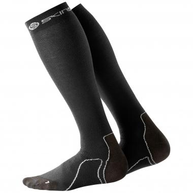 Calcetines de recuperación SKINS Negro
