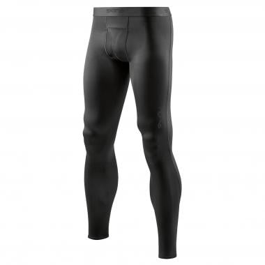 Collant Long SKINS DNAMIC RECOVERY Noir
