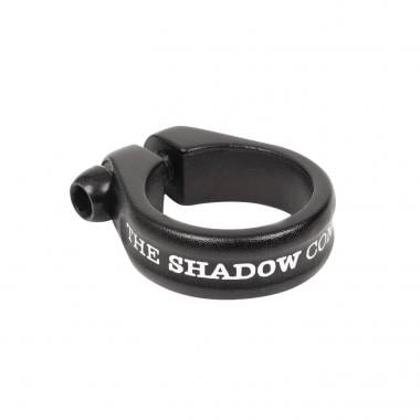 Abraçadeira de selim THE SHADOW CONSPIRACY ALFRED 25,4 mm Preto