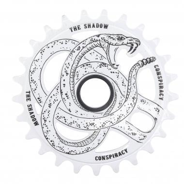 Couronne THE SHADOW CONSPIRACY SERPENT Blanc
