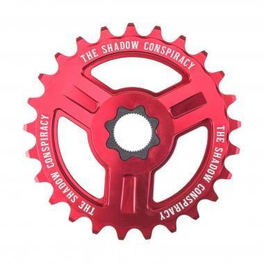 Corona THE SHADOW CONSPIRACY MOTUS SPLINE DRIVE 19 mm Rojo