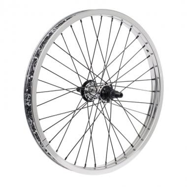 Roue Arrière THE SHADOW CONSPIRACY SYMBOL Chrome