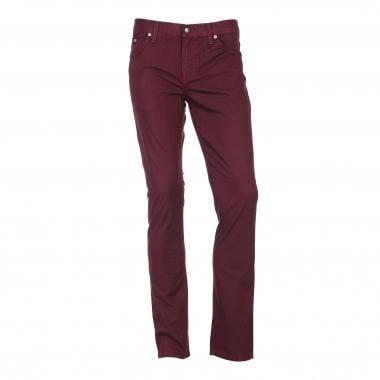 Jeans THE SHADOW CONSPIRACY VULTUS SKINNY Borgogna