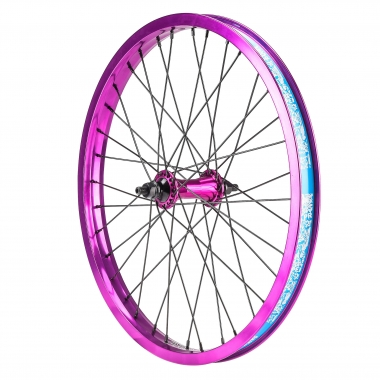 PROPER BIKE CO MICROLITE MALE Front Wheel Black