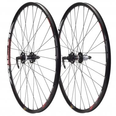 Paire de Roues MICHE CROSS DX DISC AXY (6 Trous) à Pneus