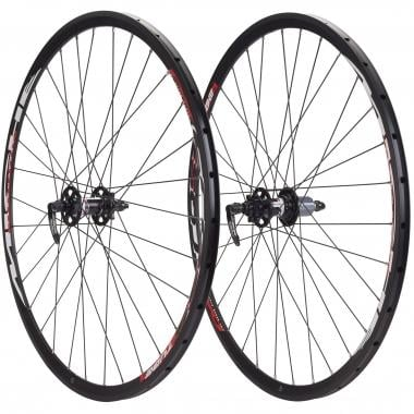 Paire de Roues MICHE CROSS DX DISC TUBE (6 Trous) à Boyaux