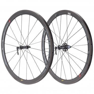 Par de ruedas MICHE SWR FULL CARBON 38-38 para tubulares