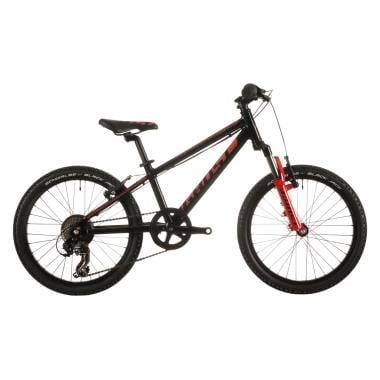 "Mountain Bike GHOST POWERKID 20"" Negro/Rojo"