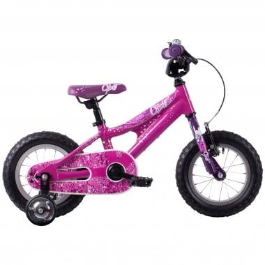 "Vélo Enfant GHOST POWERKID 12"" Rose/Blanc/Violet 2016"