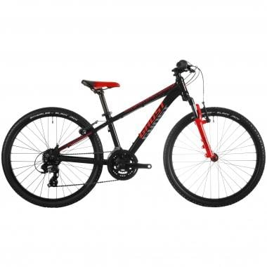 "VTT GHOST POWERKID 24"" Noir/Rouge/Gris"