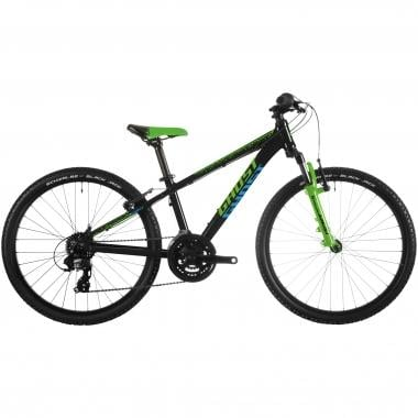"Mountain Bike GHOST POWERKID 24"" Negro/Verde/Azul"