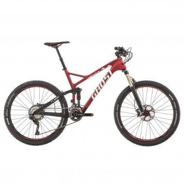 "Mountain Bike GHOST SL AMR LC 8 27,5"" Rojo/Blanco 2016"
