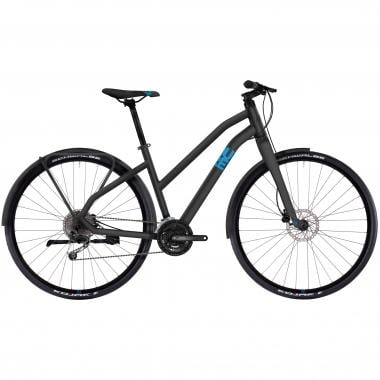 Bicicleta de paseo GHOST SQUARE URBAN 2 MISS Mujer Gris 2016
