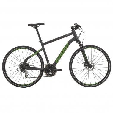 Bicicleta todocamino GHOST SQUARE CROSS 2 Negro/Verde 2017