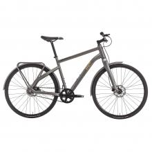 Bicicleta Urbana GHOST SQUARE URBAN 3 Cinzento 2017