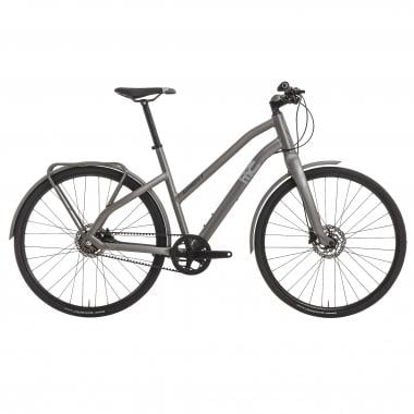 Bicicleta de paseo GHOST SQUARE URBAN 6 Mujer Gris 2017