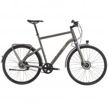 Bicicleta Urbana GHOST SQUARE URBAN X7 Cinzento 2017