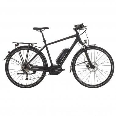 Bicicleta de senderismo eléctrica GHOST HYBRIDE ANDASOL TREKKING 2 Negro 2017